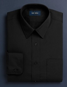 Black Wait Staff Shirt